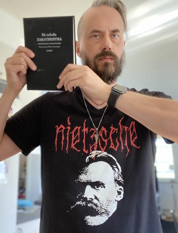 Friedrich Nietzsche fyller 120 år
