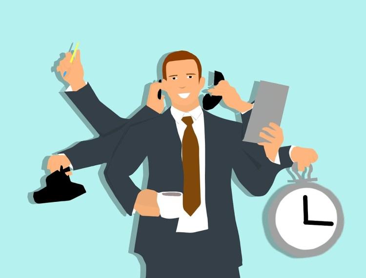 Skillnaden mellan effektiv och produktiv