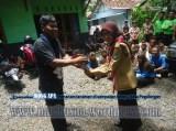door prize fourteen adventure pada acara Bina Lingkungan dan Konservasi Sempadan Sungai Serayu desa Pegalongan Patikraja (2)