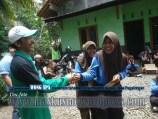 door prize fourteen adventure pada acara Bina Lingkungan dan Konservasi Sempadan Sungai Serayu desa Pegalongan Patikraja (5)