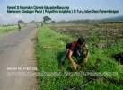 Koramil 23 Cilongok Banyumas Menanam Glodogan di Turus Jalan Desa Panembangan Cilongok (14)