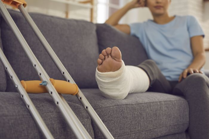 ¿Romperte una pierna? Podría pasarte si no comes carne