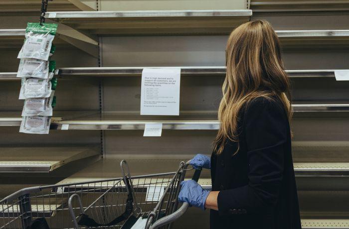 El sector alimentario del Reino Unido lucha contra el empeoramiento de los problemas de suministro