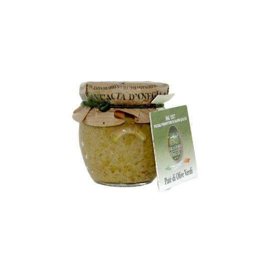 Maslinescu - Pate de masline verzi