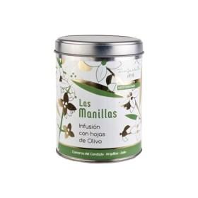 Ceai din frunze de maslin
