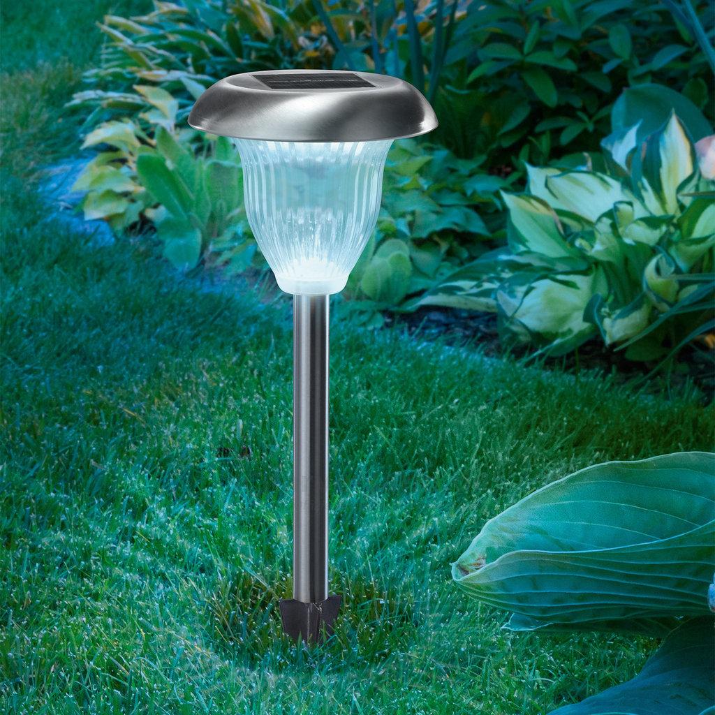 luces solares para el jardin masluzmx
