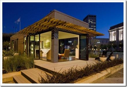 Michelle kaufmann casas prefabricadas de alta calidad numeriza - Casas prefabricadas calidad ...