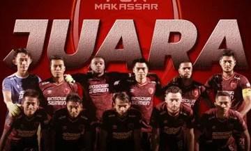 PSM Makassar akhirnya keluar sebagai juara Piala Indonesia 2018.