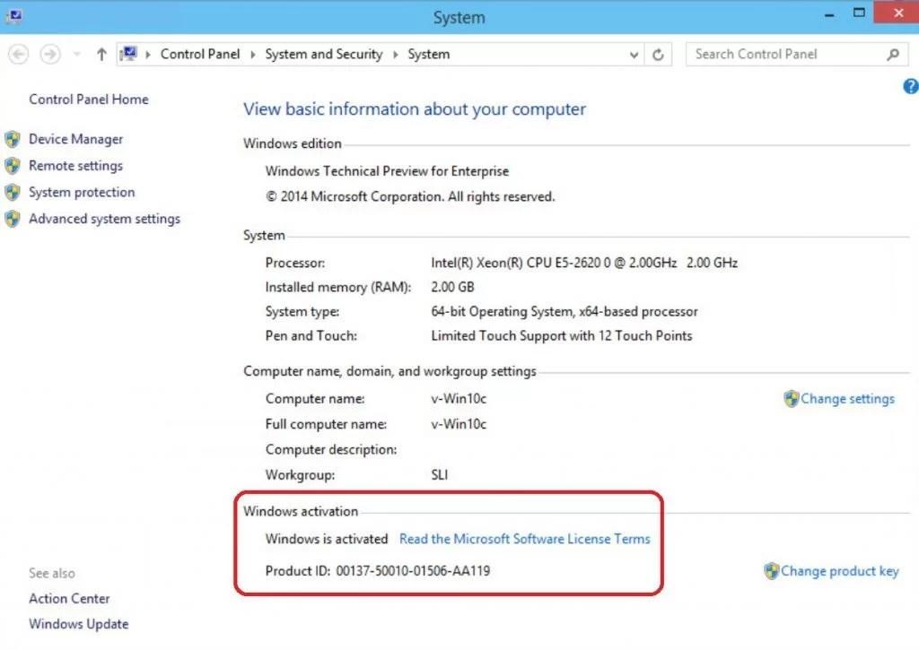 Windows 10 Pro Gratis