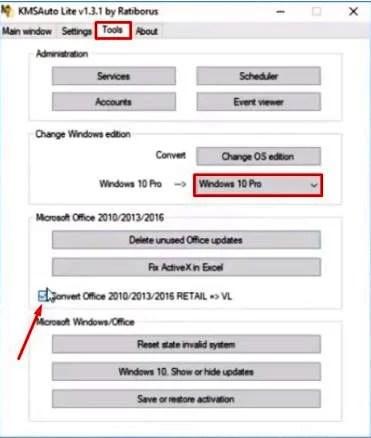 Kms Auto Lite Windows 8.1