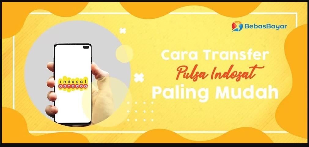 Cara Transfer Pulsa Indosat dan Cara Check Pulsa Indosat