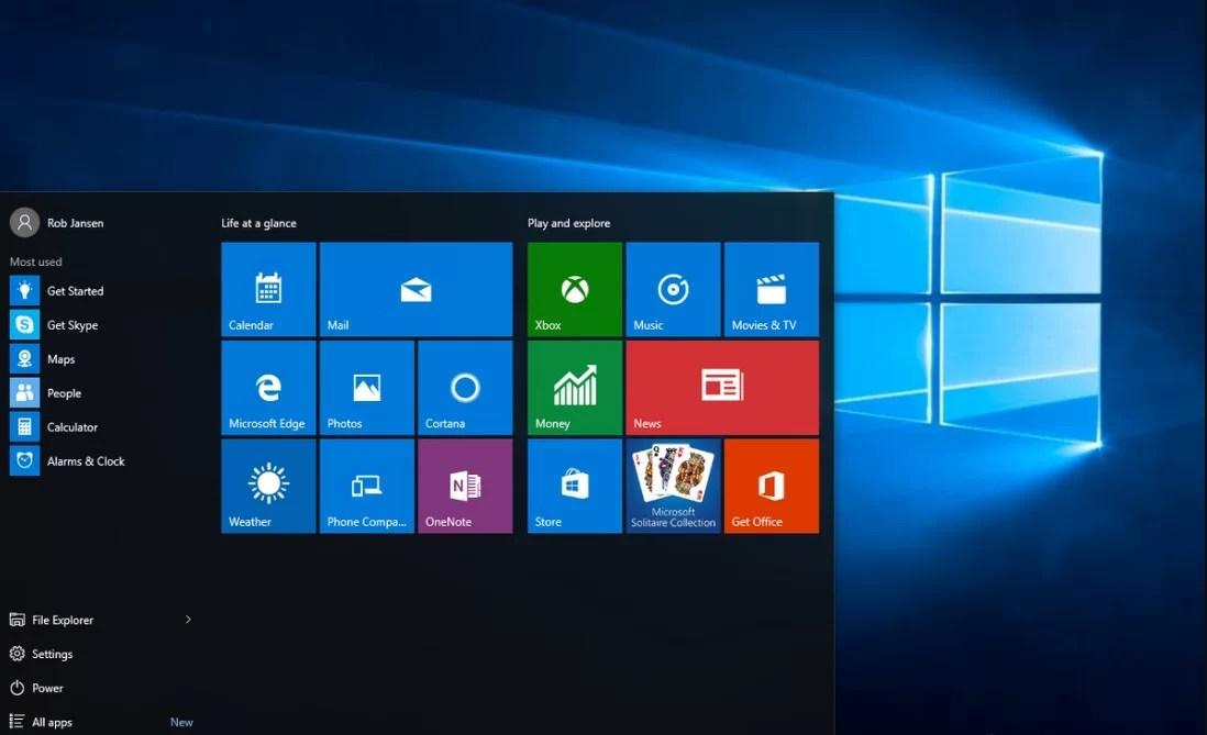 Kelebihan Windows 10 Dibanding Windows 7