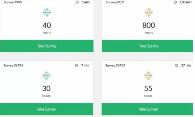 Survey Online Berbayar