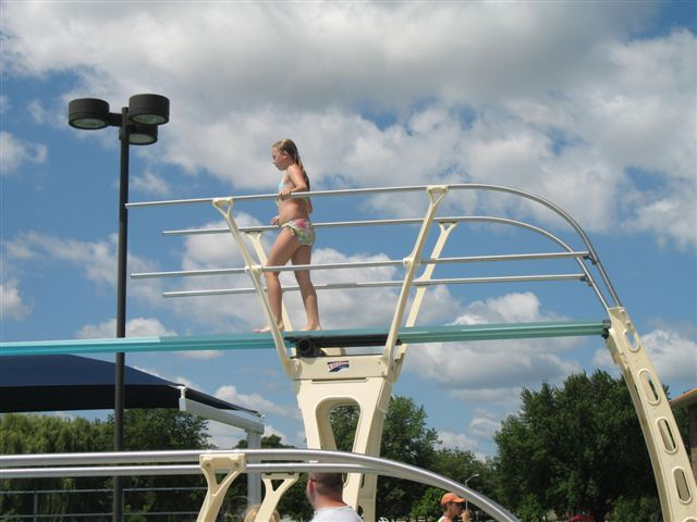 The high dive