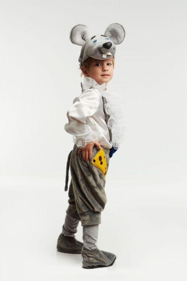 Мышонок «Малыш» карнавальный костюм для мальчика - Масочка