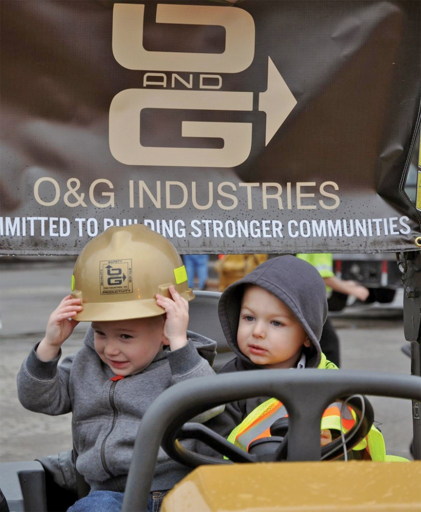 O&G's Corporate Social Responsibility