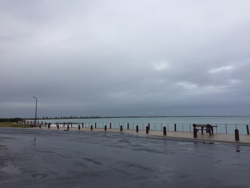 Cycle Oz Day 34 & 35 – More rain & a big lobster - Adventure