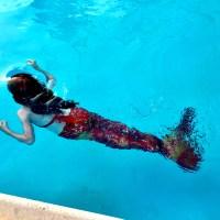 A Mermaid's Tail..