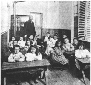 escuela unitaria