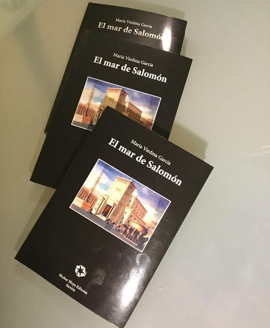 El mar de Salomón, novela de María Viedma.