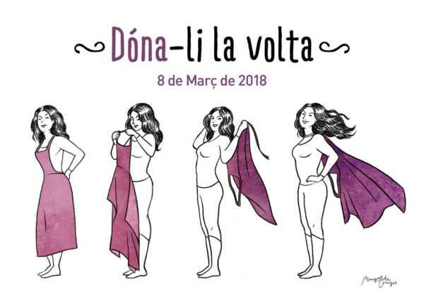 en el dia internacional de la mujer trabajadora