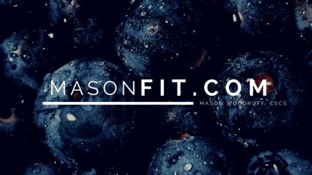 MasonFit mason woodruff