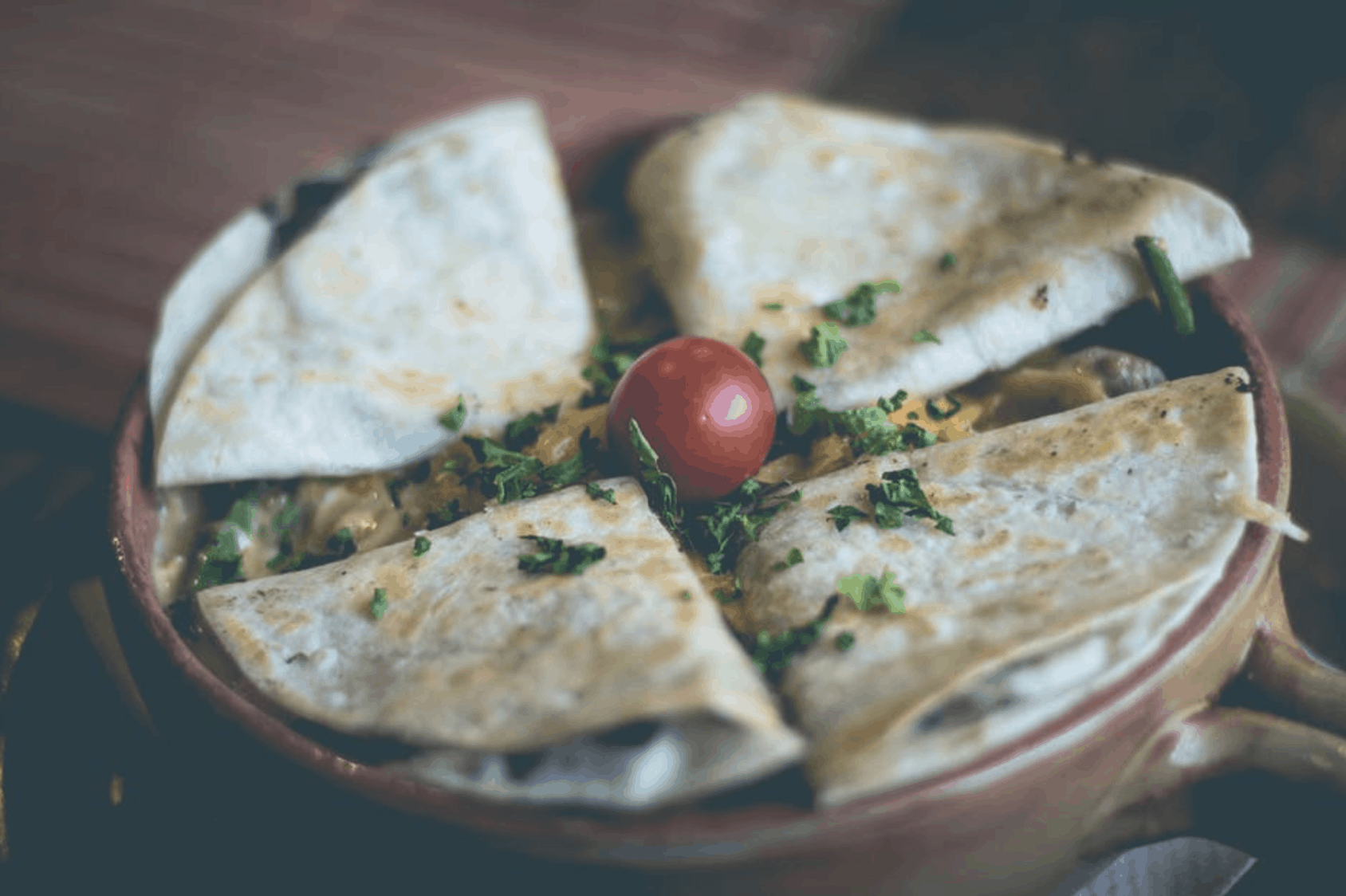 The Gainsadilla – How to Make a High-Protein Quesadilla
