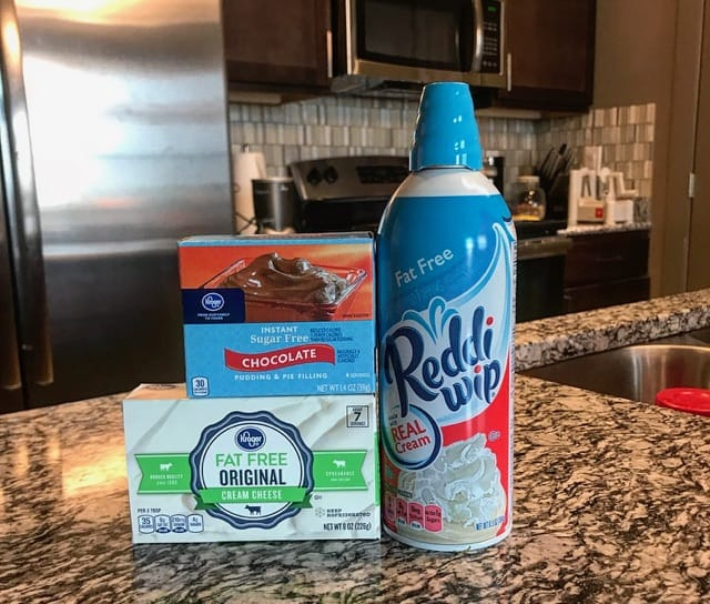 protein icing recipe ingredients