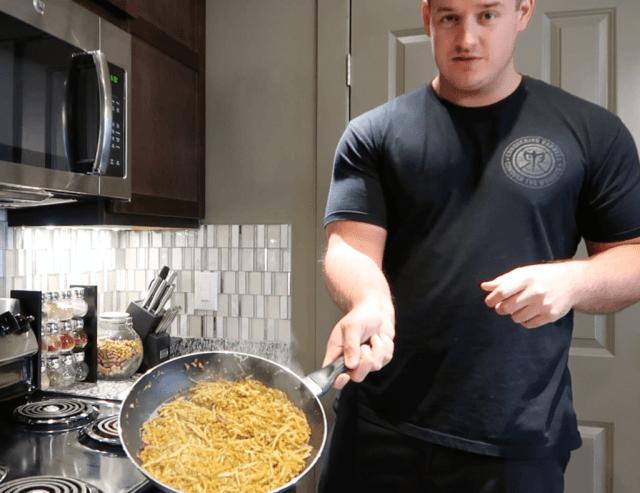 broccoli slaw and cauliflower rice recipe for fat loss