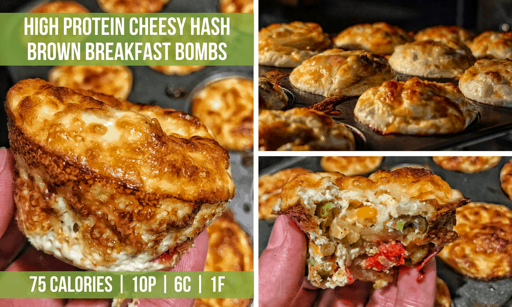 high protein breakfast recipe