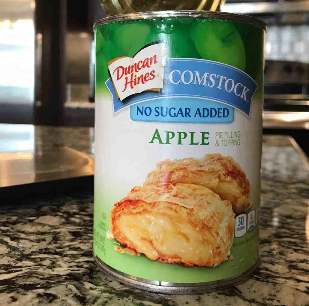 high protein apple pie recipe
