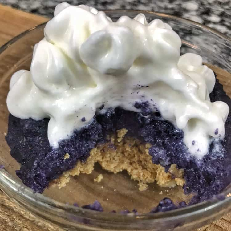 high protein blueberry pie recipe