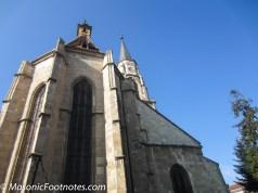 St Michael Church, Kolozsvár