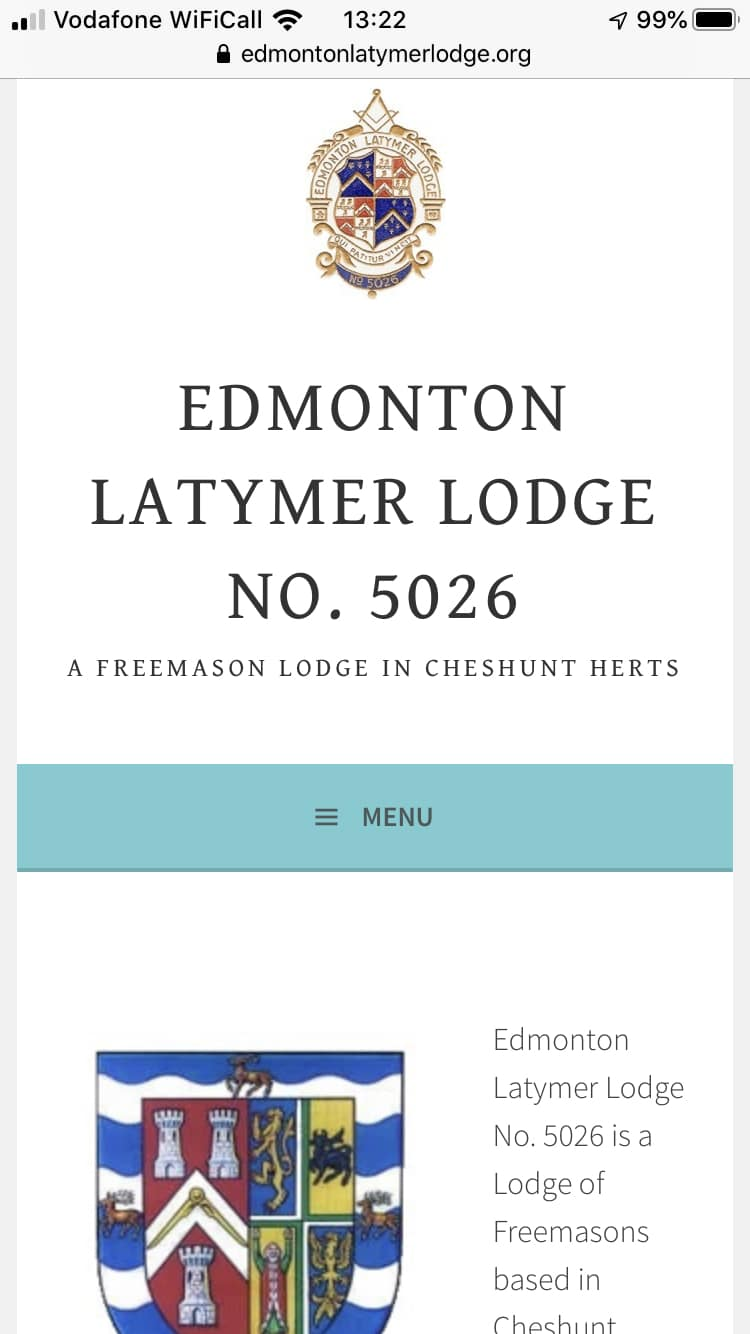 Edmonton Latymer Lodge Mobile
