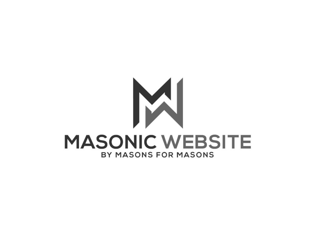 Masonic Website New Logo