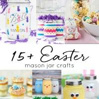 Easter Mason Jar Crafts