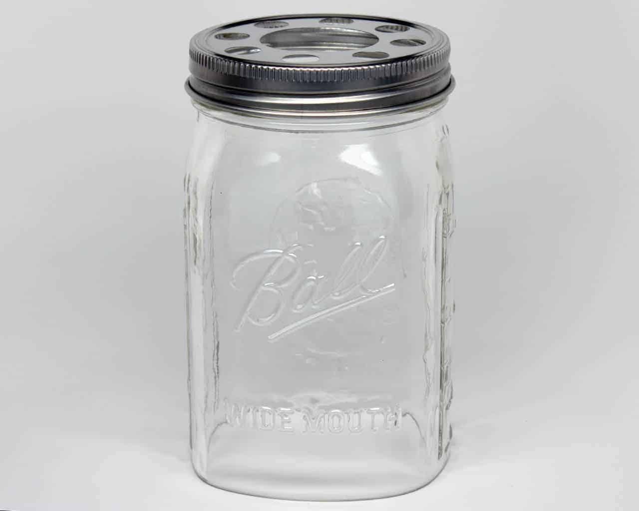 quart size mason jar with handles. Black Bedroom Furniture Sets. Home Design Ideas