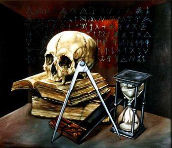 Jens Rusch Skull