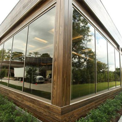 Iron Woods® Vanish™ Rain Screen & Cladding System Image