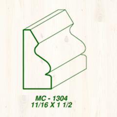 MC-1304 11/16 x 1 1/2 Image