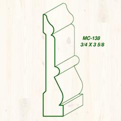 MC-138 3/4 x 3 5/8 Image