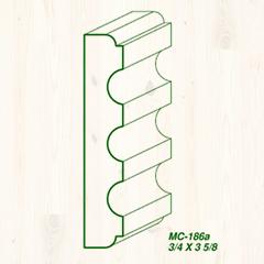 MC-186a 3/4 x 3 5/8 Image