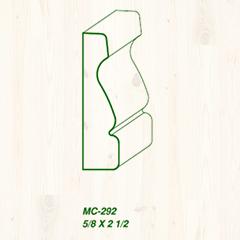 MC-292 5/8 x 2 1/2 Image