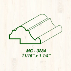 MC-3284 11/16 x 1 1/4 Image