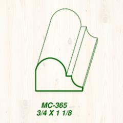 MC-365 3/4 x 1 1/8 Image