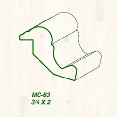 MC-63 3/4 x 2 Image