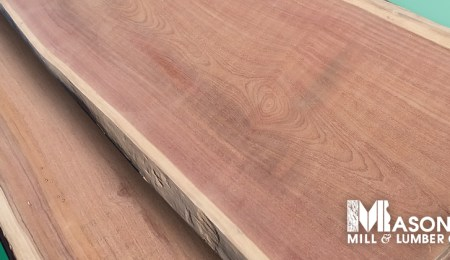 Cumaru Live Edge Slabs From South America!