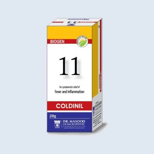 BIOGEN 11 COLDINIL - Dr. Masood Homoeopathic Pharmaceuticals