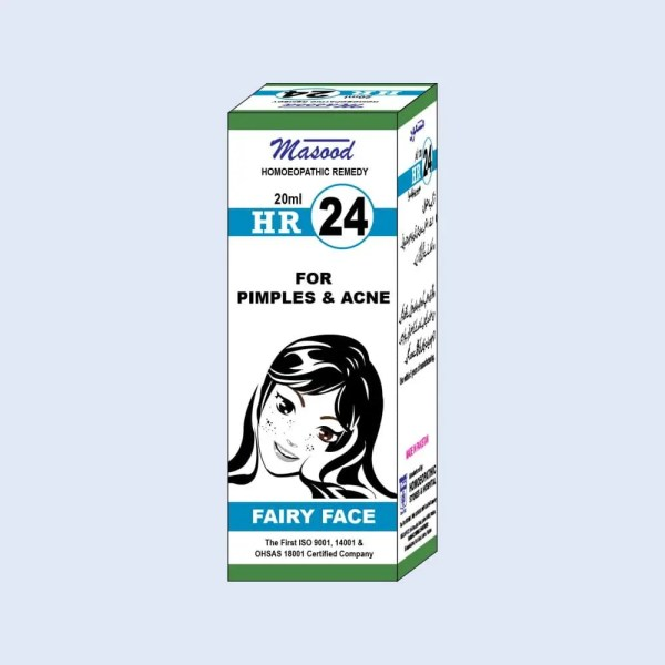 HR-24 (FAIRY FACE) - Dr. Masood Homoeopathic-remedy-for-acne-pimples