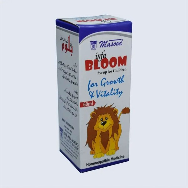 BLOOM - Dr. Masood Homoeopathic Pharmaceuticals